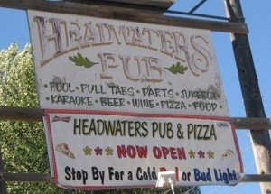 Headwaters Pub & Pizza