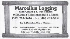 Marcellus Logging