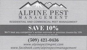 Alpine Pest Management