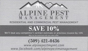 Alpine Pest Management