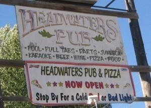 Headwaters Pub & Pizza