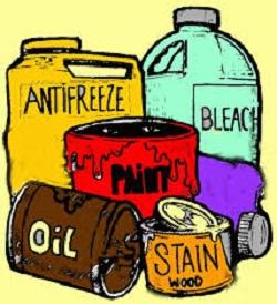 Free hazardous waste disposal event Sept 29-30